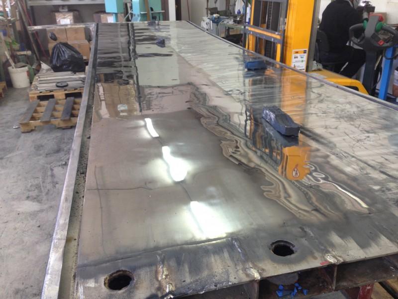 Lucidatura acciaio inox - Lucidatura acciaio inox a specchio ...